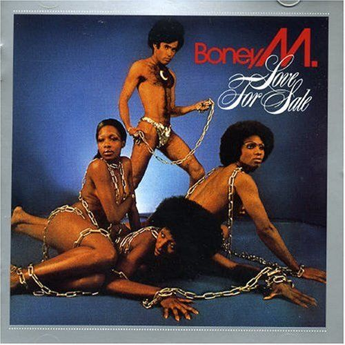 Boney M Love For Sale Boney M Album Covers Worst Album Covers