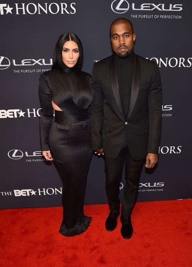 kim kardashian 2015 look | The look they were going for was ...