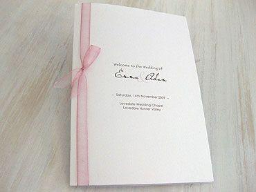 Libretto Messa Matrimonio Idee Per Matrimoni Libretto Matrimonio Matrimonio