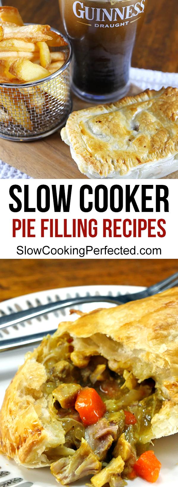 Slow Cooker Steak Pie | Recipe | Food recipes, Food, Pie ...