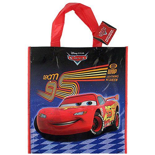 Disney Pixar Cars 2 Party Tote Bag