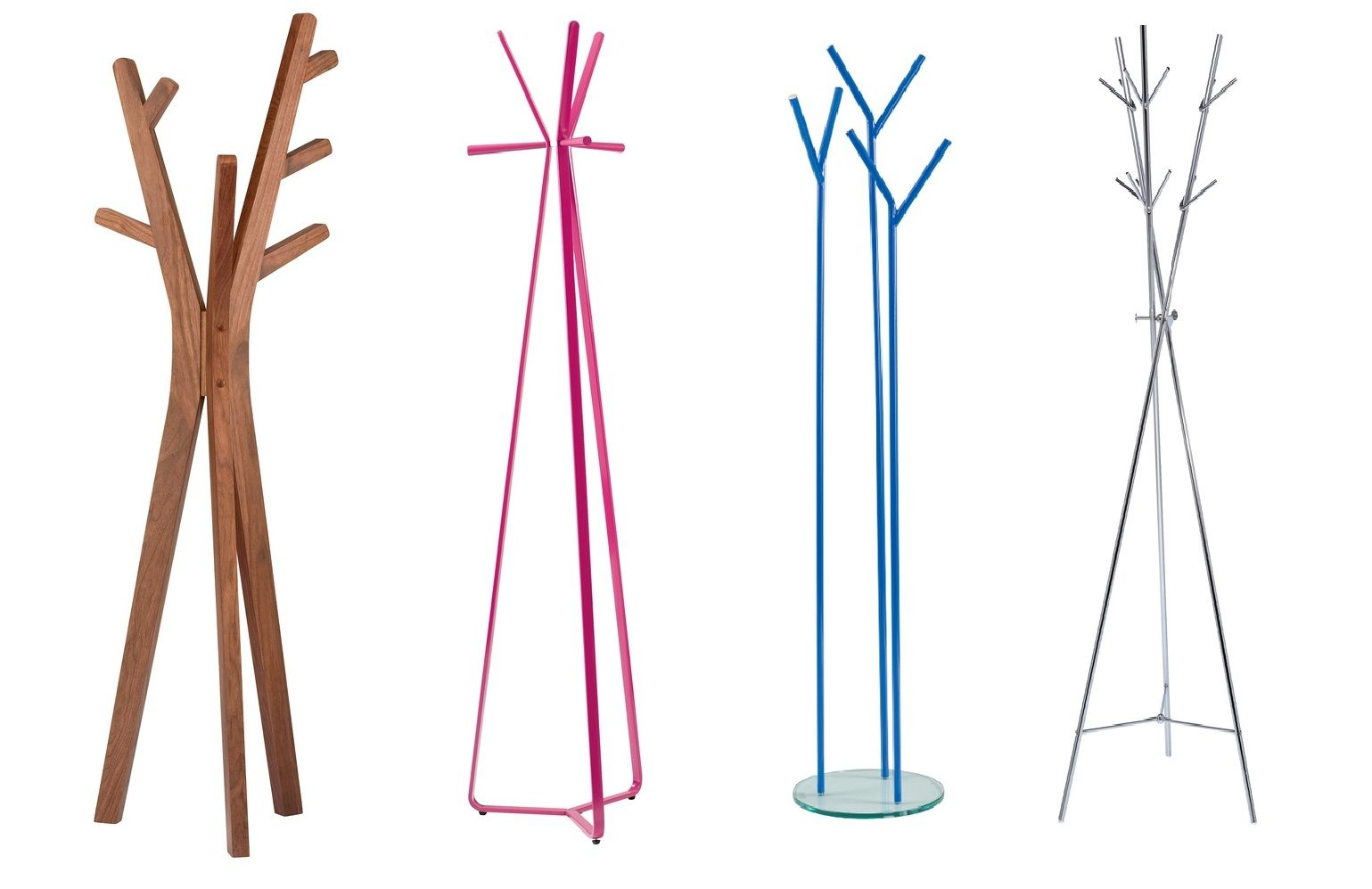 Unique Tree Standing Coat Rack For Home Furniture Ideas