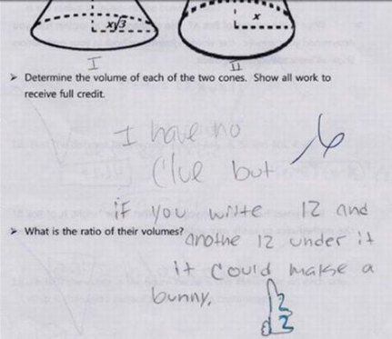 Latest Funny Test Answers 46+ ideas funny test answers student people for 2019 46+ ideas funny test answers student people for 2019 #funny 2