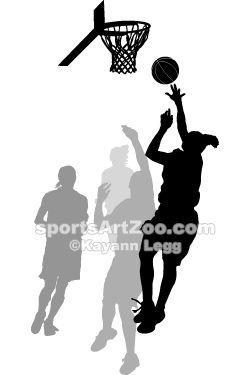 Sports Art Zoo Women S Basketball Layup Basketball Design Basketball Is Life Womens Basketball
