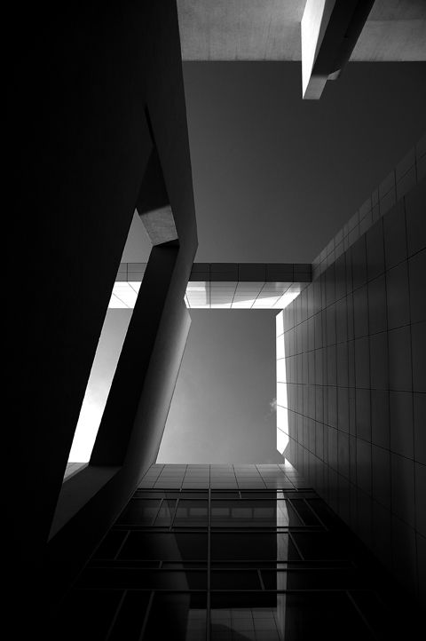 Musée D'art Moderne Barcelone 1, photography by Franck Follet