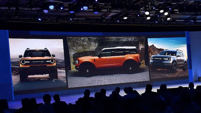 Ford Bronco Won T Be A Global Vehicle No Right Hand Drive Ford Bronco Ford Suv Ford