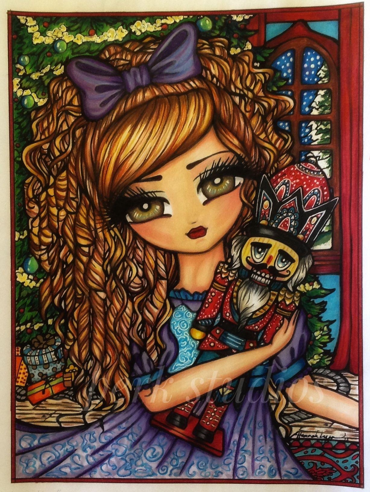 Hannah Lynn A Whimsy Girl S Christmas Nutcracker Perk