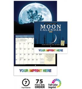 2020 Old Farmers Almanac   Moon (Spiral) Calendar Product: 3A218