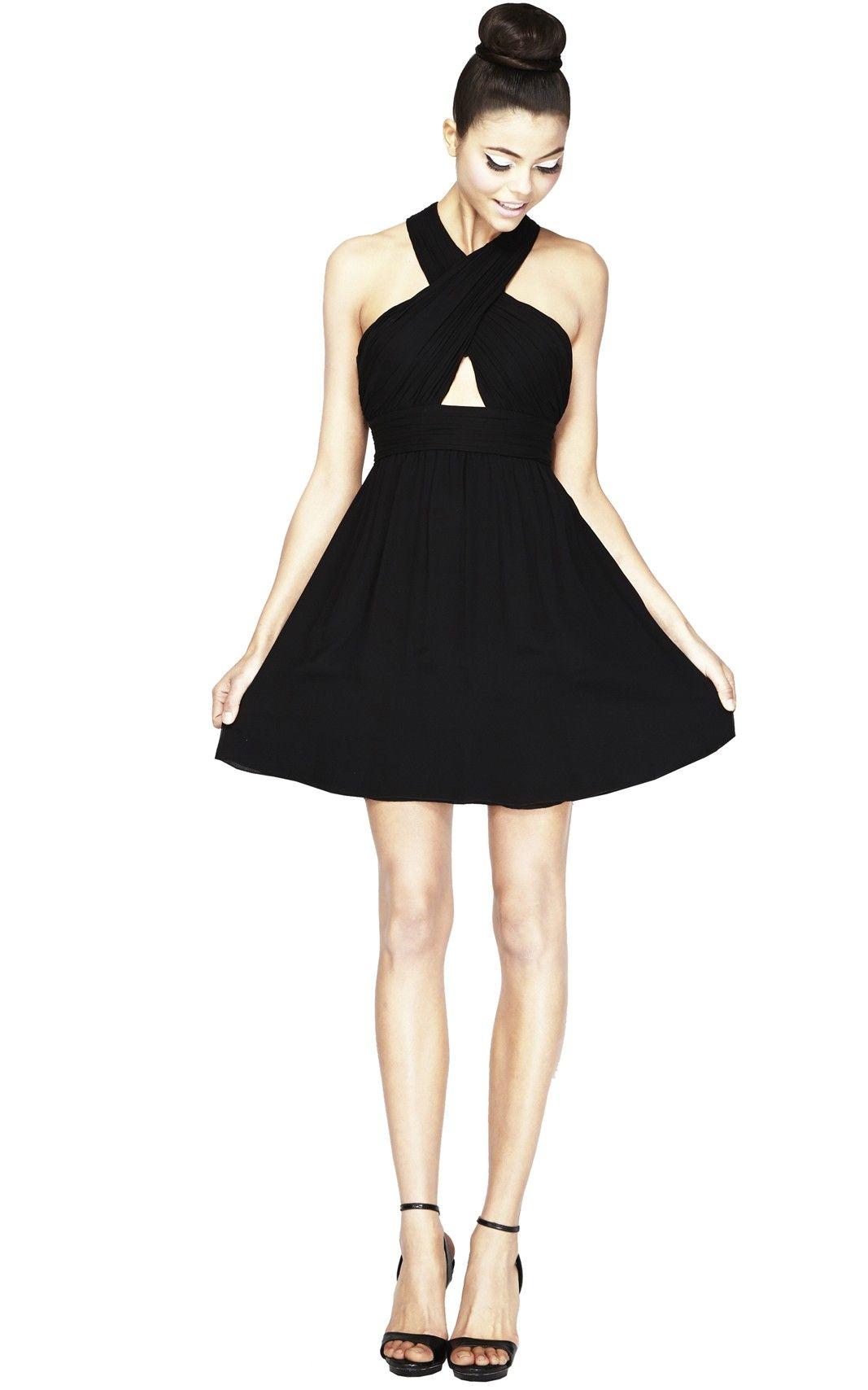 a0558741ba Love this Alice and Olivia dress! MARTINE WRAP BODICE TULIP SKIRT DRESS
