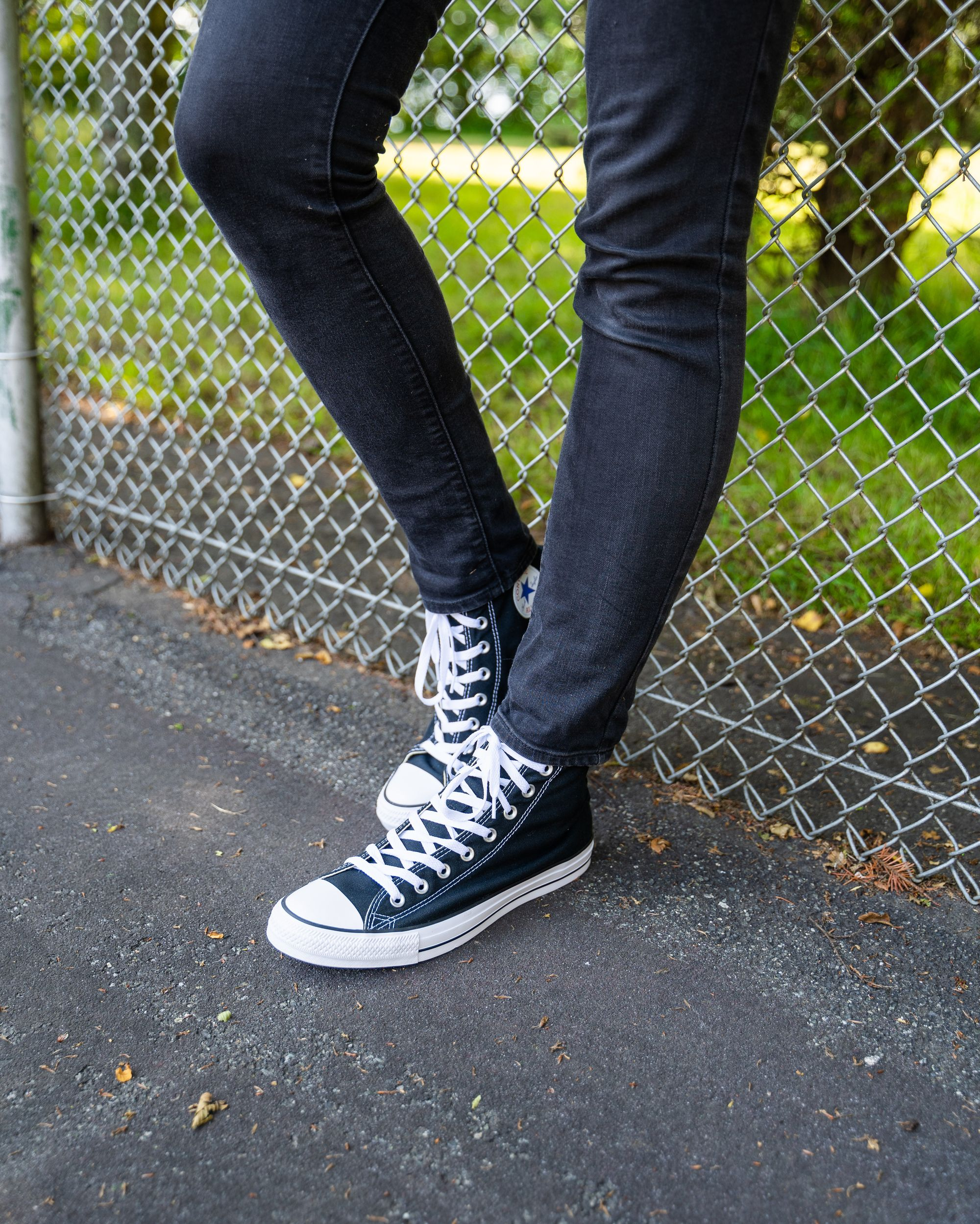 The classic of all classics: Converse Chuck Taylor All Star