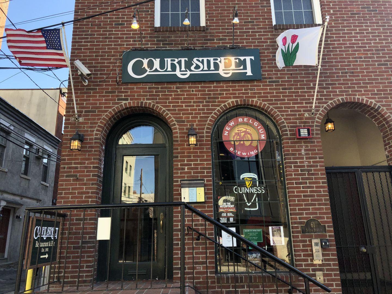 Court street restaurant bar in hoboken nj restaurant