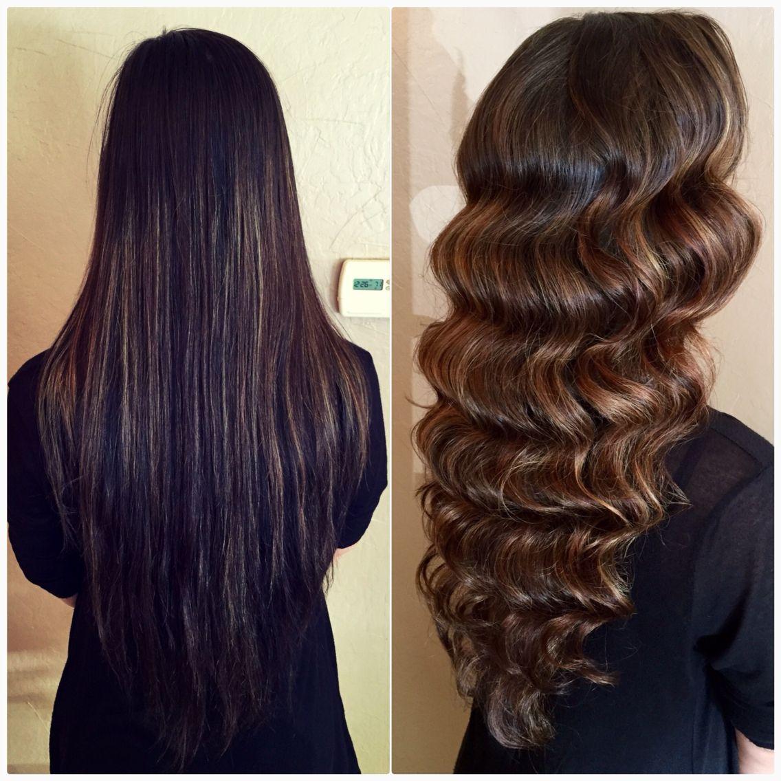 Wedding Hairstyles Games: New Hair. Mustafa's Waves OR Hollywood Waves-- Sun Kiss
