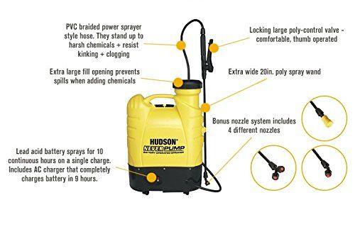 HD Hudson Garden Sprayer