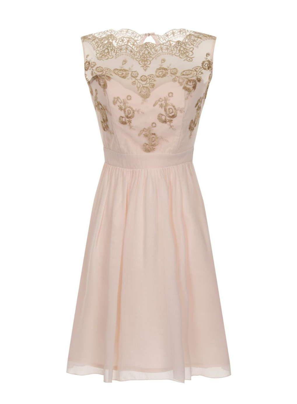 Laced in love nude mesh overlay prom dress fashion wishlist