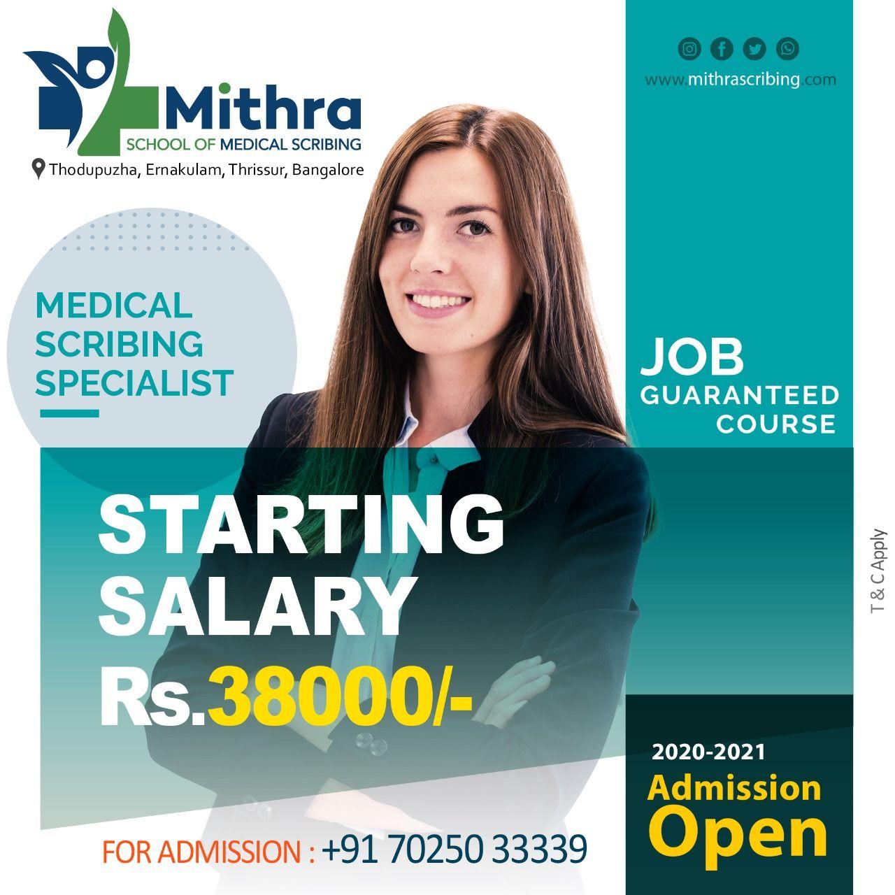 Medical Scribing Course In Kerala Medical Job Training School