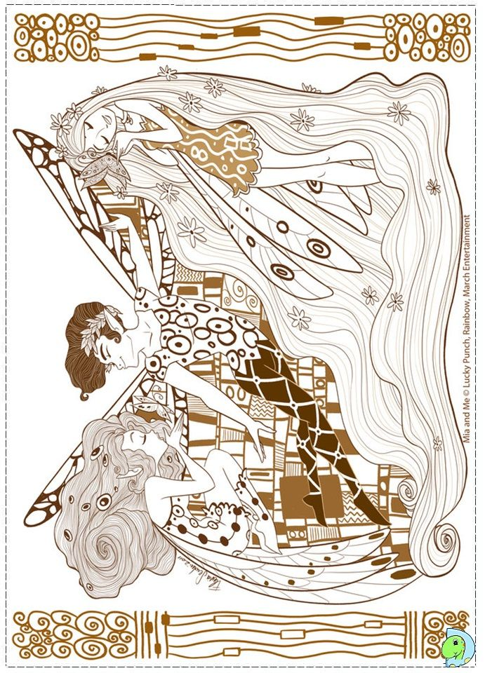 Mia_and_Me-ColoringPage-05.jpg (691×960)   coloring 7   Pinterest ...
