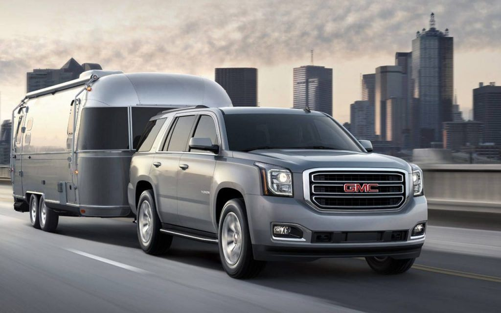 The 2019 Gmc Yukon Is A Full Size Crossover This Is A Really Versatile Model With The Basic Variation Extended Xl Suv And Top Of The Class