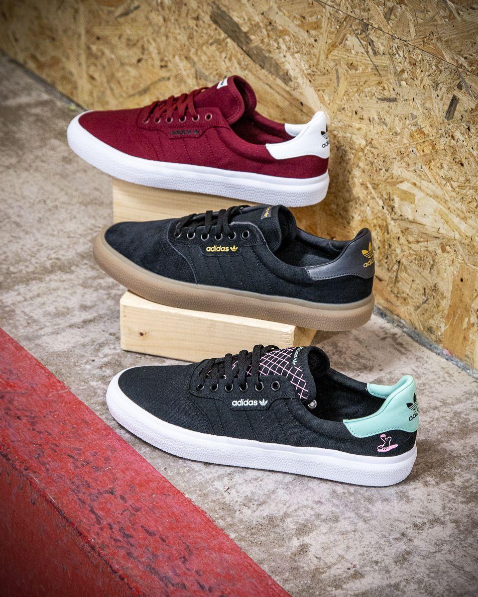 adidas Skateboarding 3MC Men Sneaker Herren Schuhe Skate