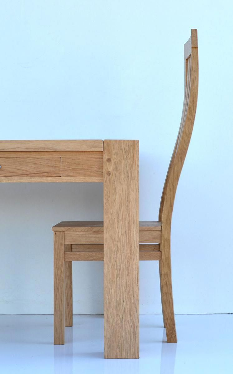 Contemporary Bespoke Oak Dining Table In 2018 Furniture Uk