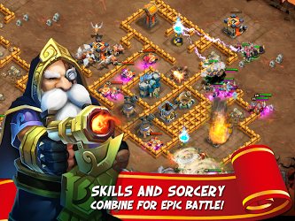 Castle Clash 1.2.46 Apk Android Games Castle clash