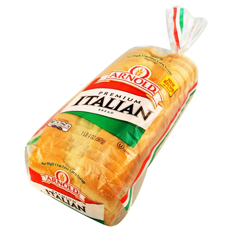 Arnold Oroweat Dutch Country Italian Bread ONLY 94¢ each