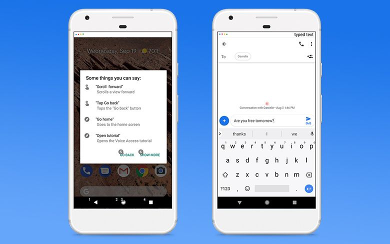Google Voice Access releases to command the world with your