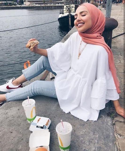 Photo of OOTD Model Fashion Hijab