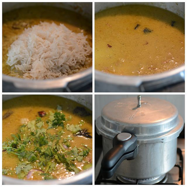 Chicken Biryani Recipe, Step by Step in Pressure Cooker