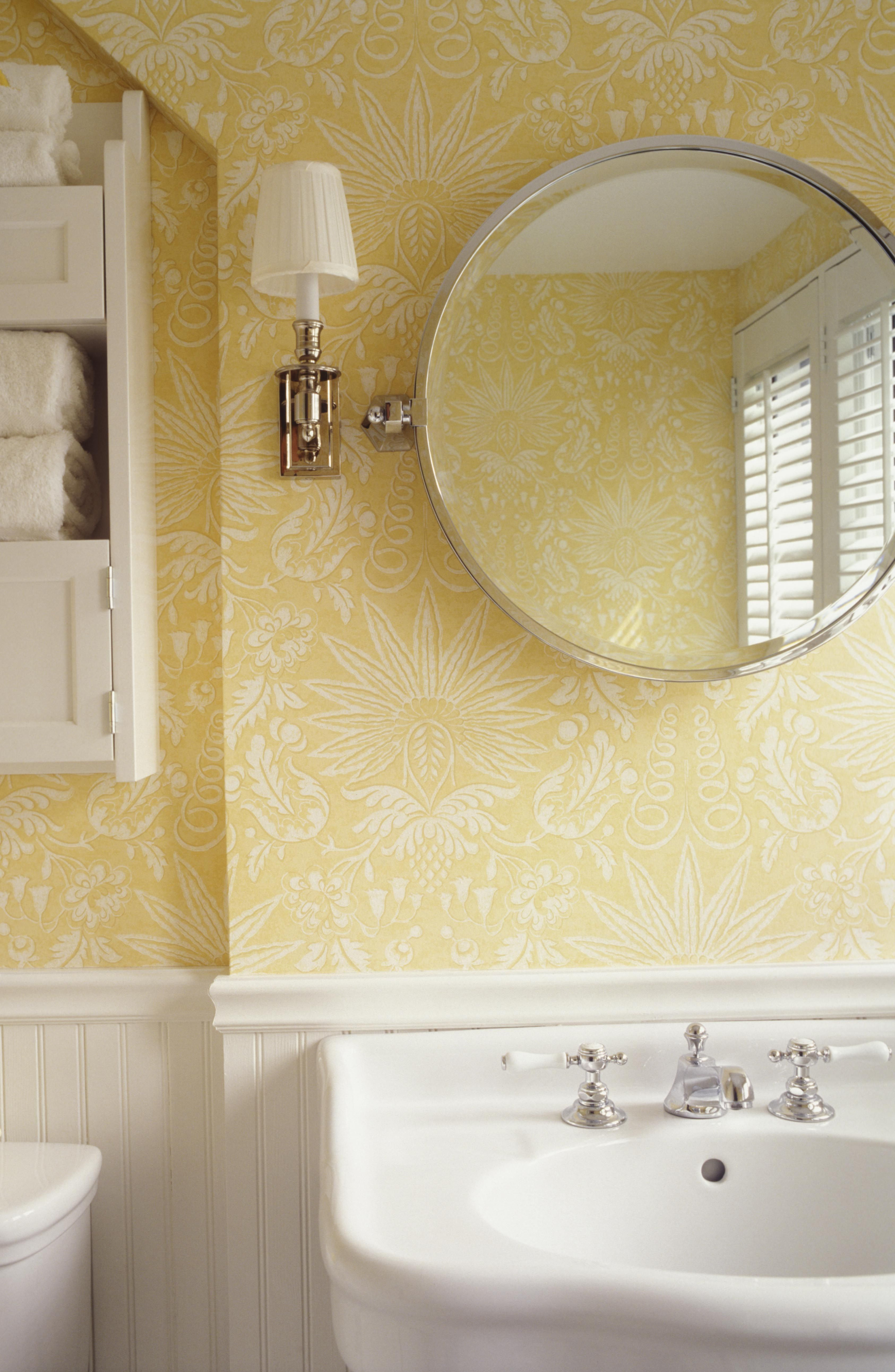12 Colors Interior Designers Say You Can\'t Go Wrong With | Yellow ...