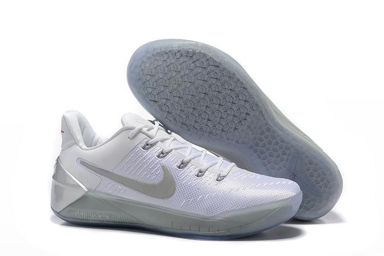 2017 Nike Kobe A.D Sneaker White Grey