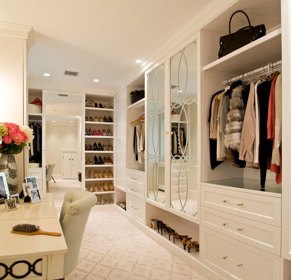 Idéias para o closet-home-office dos (meus) sonhos!