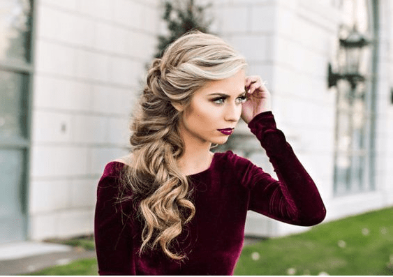 Beste Frisur Fur Silvester Party Schonheit Info In 2020 New Year S Eve Hair Cool Hairstyles Hair Styles
