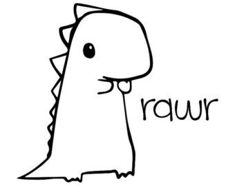 Cute Baby Dinosaurs Drawing Google Search With Images