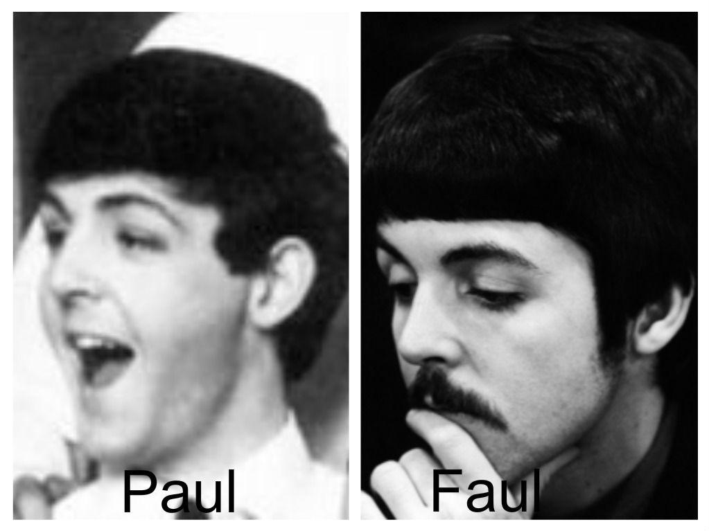 paul vs faul conspiracy
