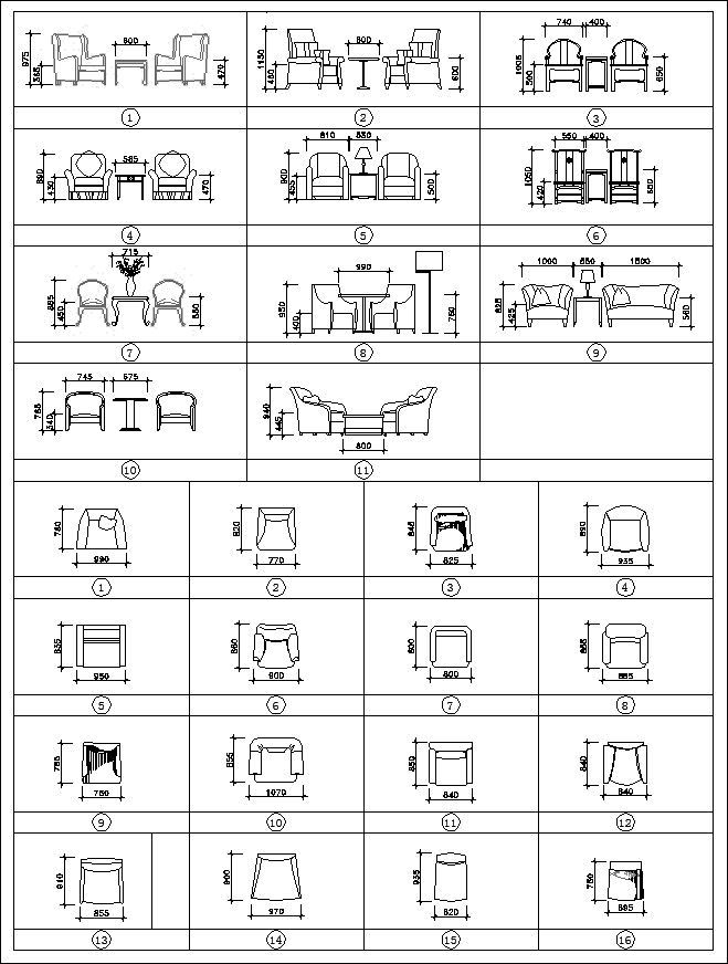 Best Sofa Blocks And Elevation Furniture Design Sketches Interior Design Sketches Interior Architecture Design