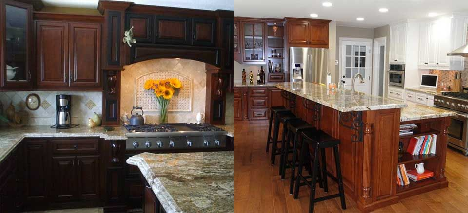 Custom kitchen cabinets in Las Vegas - Platinum Cabinetry | Kitchen ...