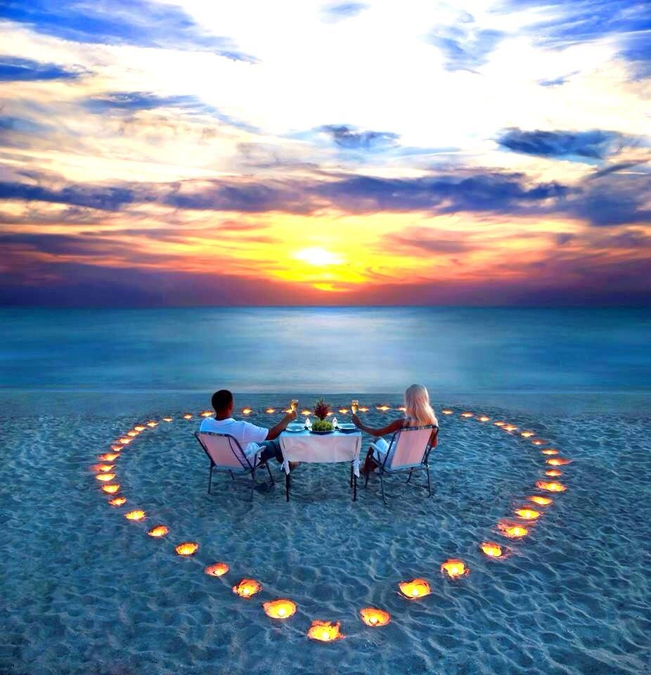 7 Lucky Places To Propose In The Bahamas Romantic Beach