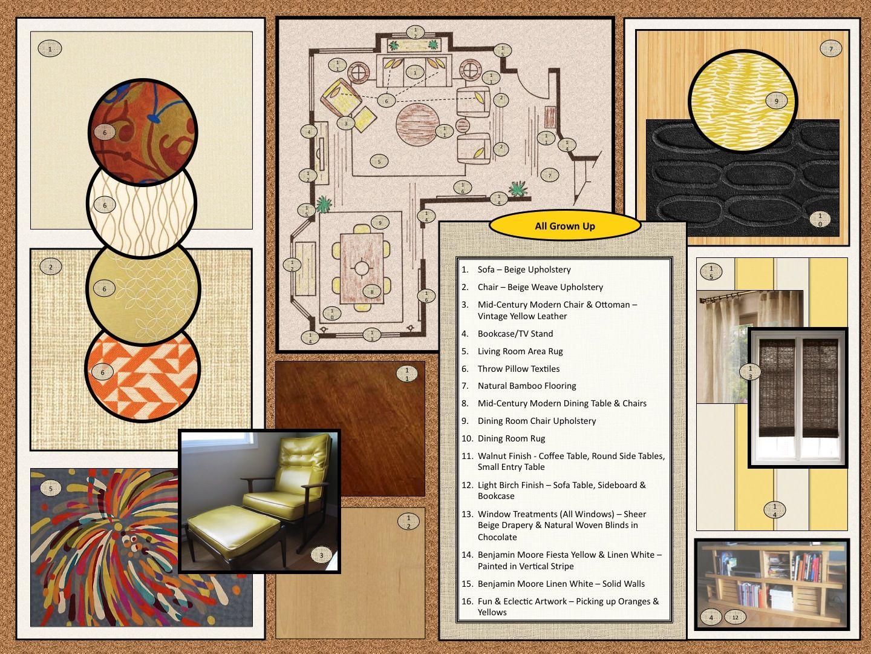 Amy Vroom Portfolio Inspiration Portfolio Final Project Client Concept Bo Interior Design School Interior Design Classes Affordable Interior Design