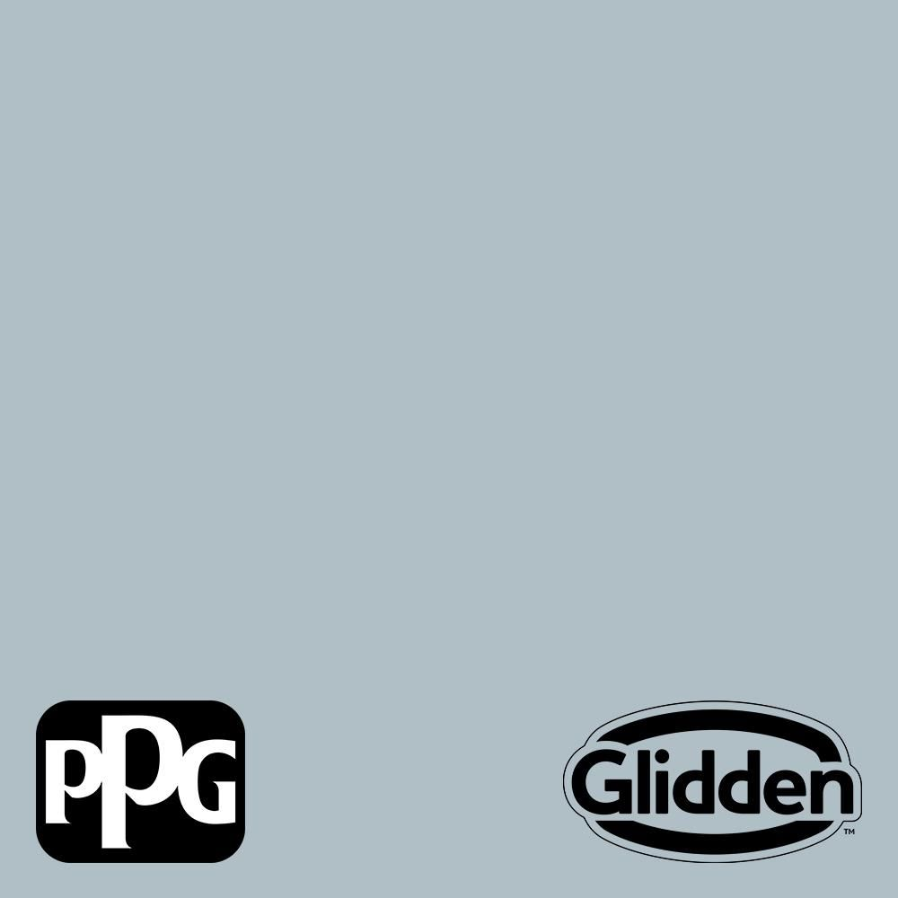 Ppg Timeless 8 Oz Ocean Drive Ppg1040 3 Satin Interior Exterior Paint Sample Ppg1040 3t 16sa The Home Depot One Coat Paint Ppg Timeless Glidden Essentials
