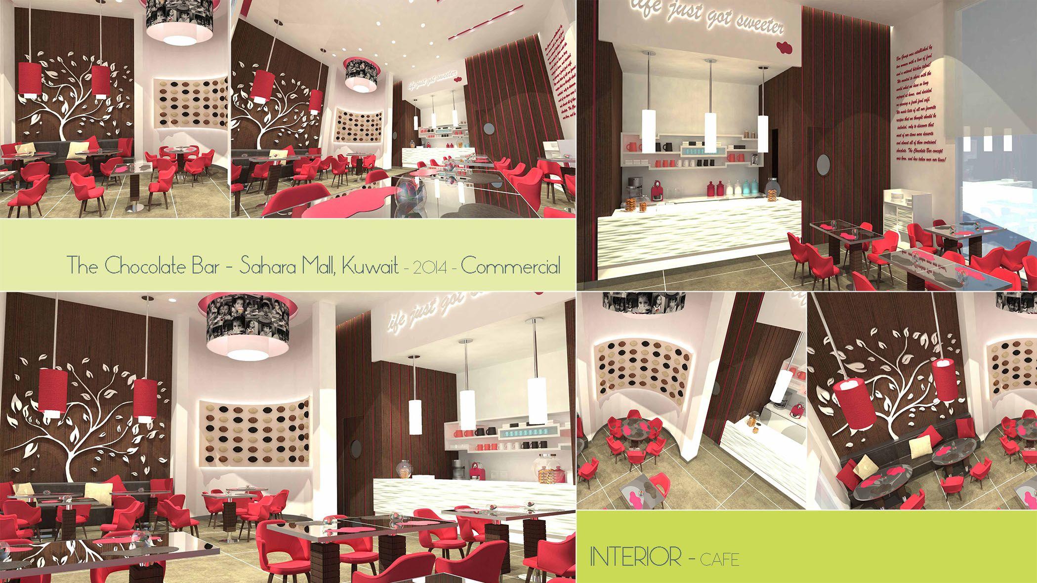 The Chocolate Bar - Sahara Mall, Kuwait, 2014 - The chocolate bar ...