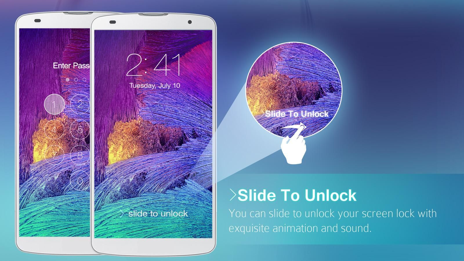 10 Best Lock Screen Apps For Android Cool lock screens