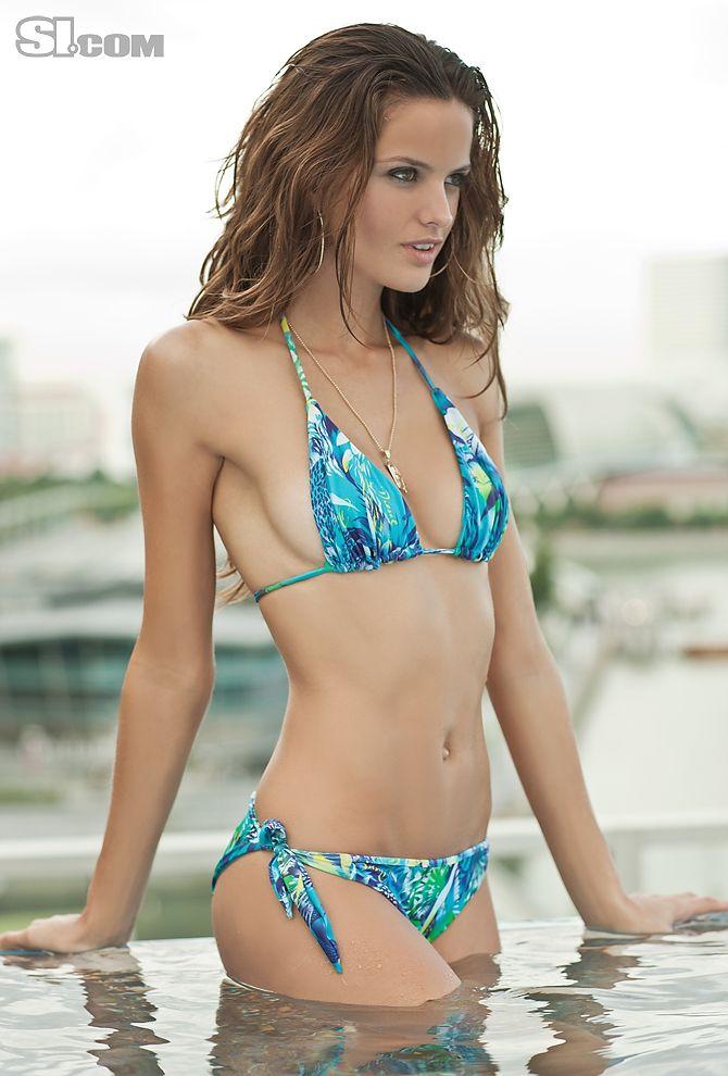 Izabel Goulart    2011 Sports Illustrated Swimsuit Edition ...
