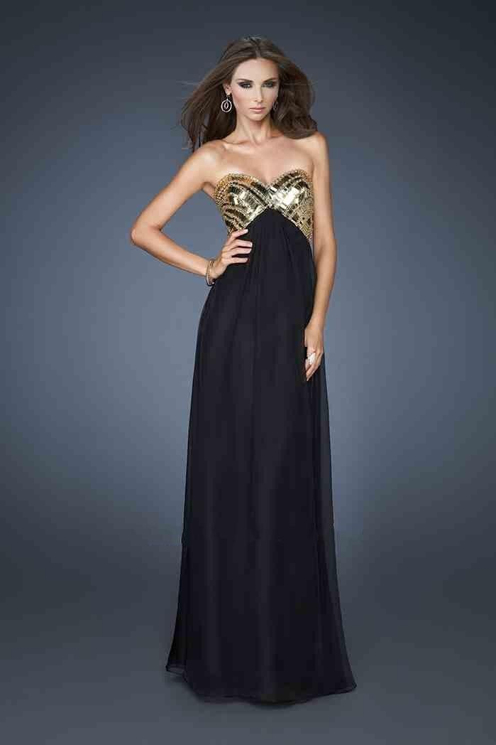 La Femme 18608 Prom Dresses