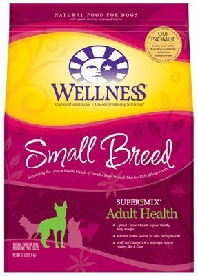 Wellness Small Breed Adult Health Dry Dog Learn More By Visiting