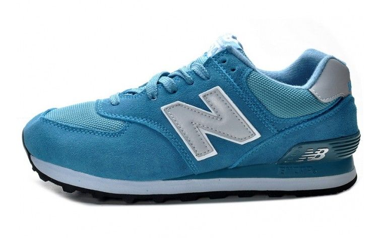NEWBALANCE Sky Blue And Gray And White