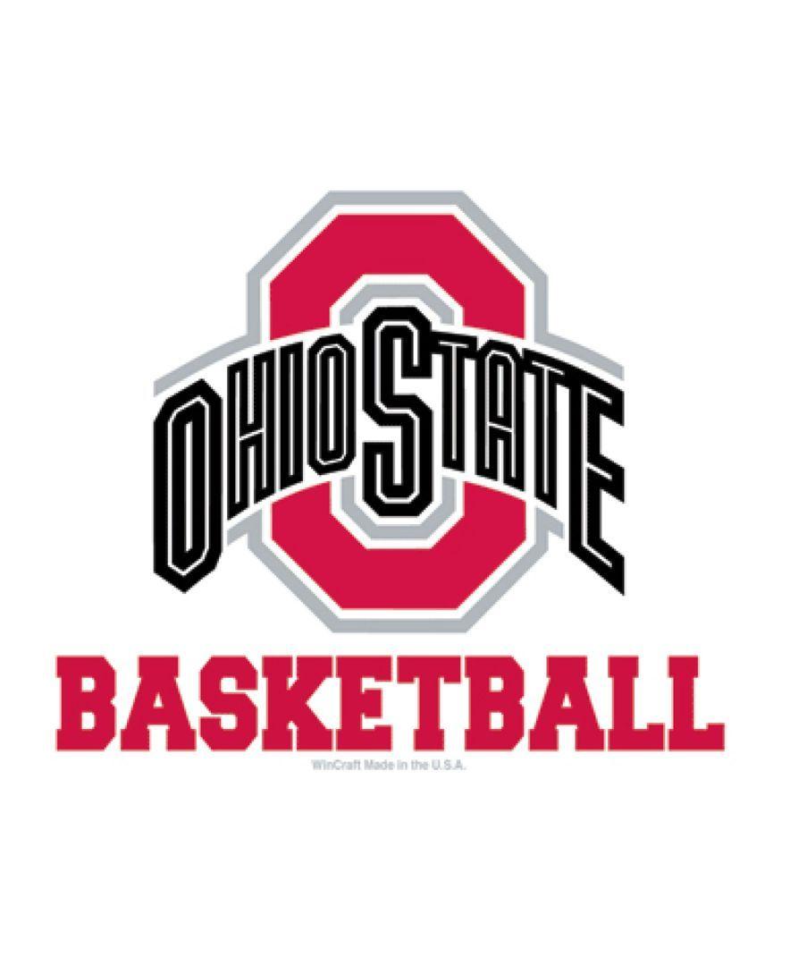 Wincraft Ohio State Buckeyes 3 X 4 Ultra Decal Ohio State Logo