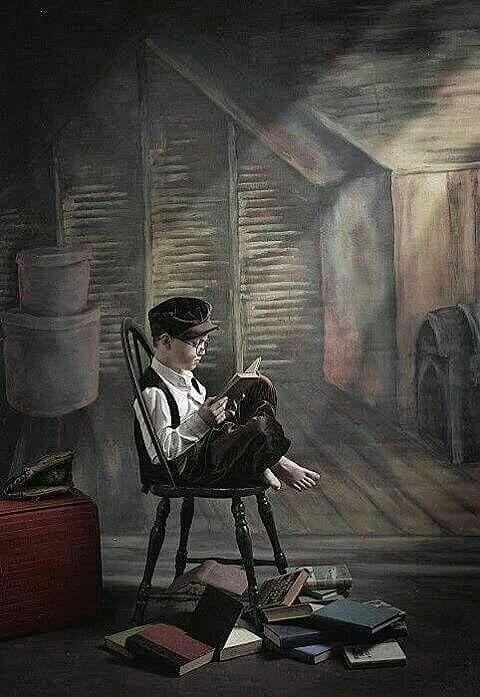 Мальчик, который любил читать