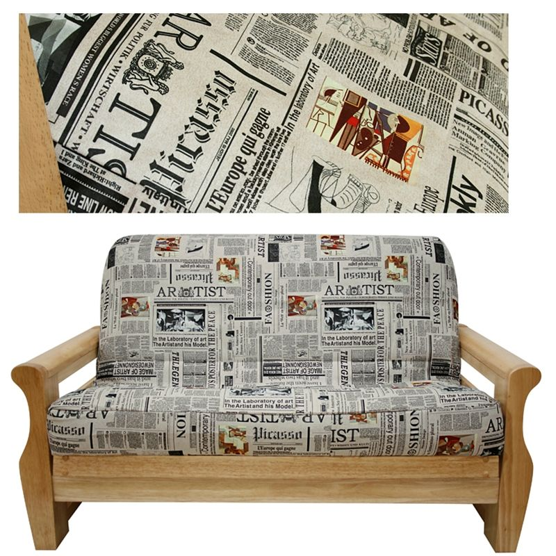 Ultra Suede Fashion News Futon Cover Extra Read All About It