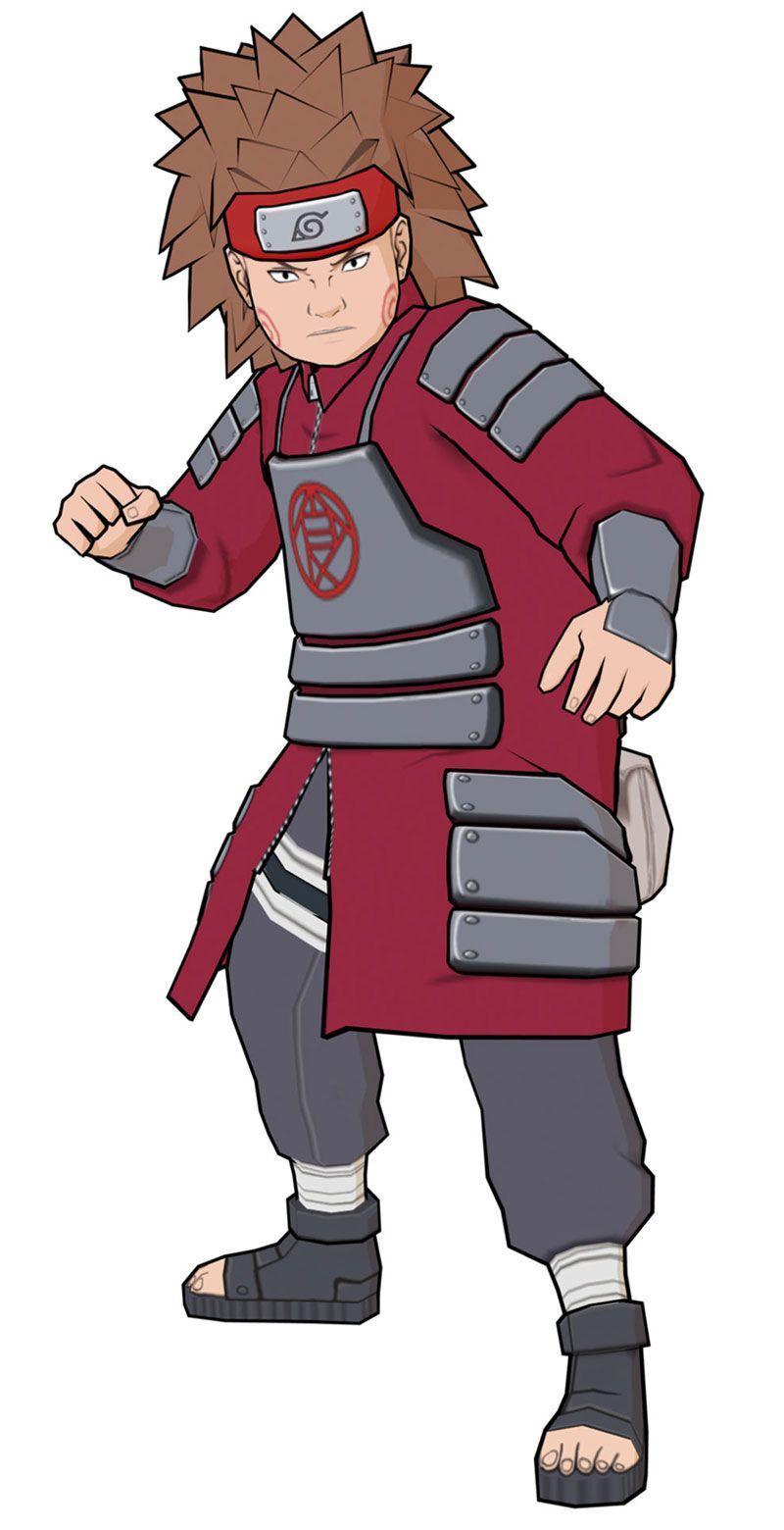 Naruto - The Way Of Naruto - Choji Nextgen de choji