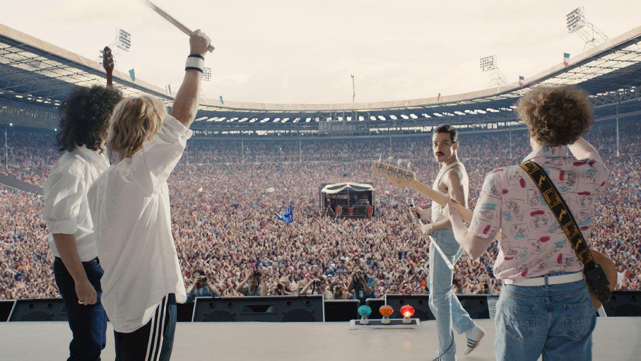 First 'Bohemian Rhapsody' Trailer Brings Rock Concert Feel